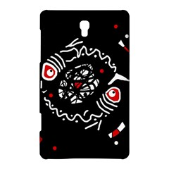 Abstract fishes Samsung Galaxy Tab S (8.4 ) Hardshell Case