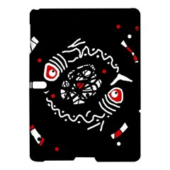 Abstract fishes Samsung Galaxy Tab S (10.5 ) Hardshell Case