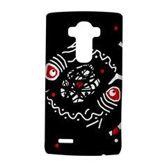 Abstract fishes LG G4 Hardshell Case