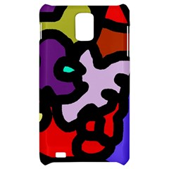 Colorful abstraction by Moma Samsung Infuse 4G Hardshell Case