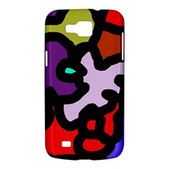 Colorful abstraction by Moma Samsung Galaxy Premier I9260 Hardshell Case