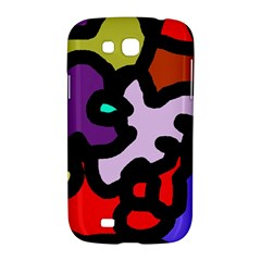 Colorful abstraction by Moma Samsung Galaxy Grand GT-I9128 Hardshell Case