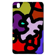 Colorful abstraction by Moma Samsung Galaxy Tab Pro 8.4 Hardshell Case