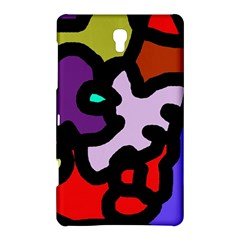 Colorful abstraction by Moma Samsung Galaxy Tab S (8.4 ) Hardshell Case