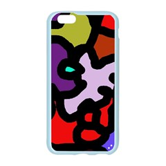 Colorful abstraction by Moma Apple Seamless iPhone 6/6S Case (Color)