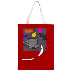 Red abstraction by Moma Classic Light Tote Bag