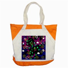 Abstract colorful chaos Accent Tote Bag