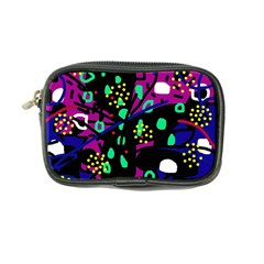 Abstract colorful chaos Coin Purse