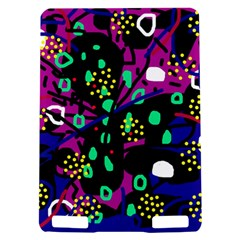 Abstract colorful chaos Kindle Touch 3G