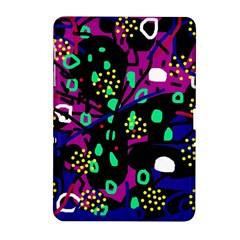 Abstract colorful chaos Samsung Galaxy Tab 2 (10.1 ) P5100 Hardshell Case