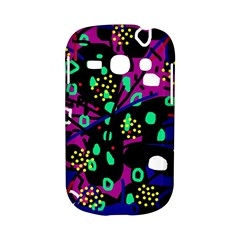 Abstract colorful chaos Samsung Galaxy S6810 Hardshell Case