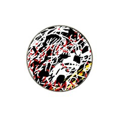 Colorful chaos by Moma Hat Clip Ball Marker (10 pack)