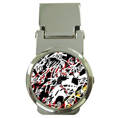 Colorful chaos by Moma Money Clip Watches