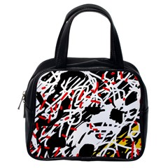 Colorful chaos by Moma Classic Handbags (One Side)