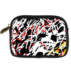 Colorful chaos by Moma Digital Camera Cases