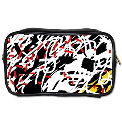 Colorful chaos by Moma Toiletries Bags 2-Side