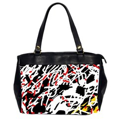 Colorful chaos by Moma Office Handbags (2 Sides)