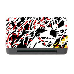 Colorful chaos by Moma Memory Card Reader with CF