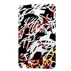 Colorful chaos by Moma Samsung Galaxy Note 1 Hardshell Case