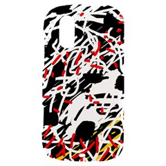 Colorful chaos by Moma HTC Amaze 4G Hardshell Case