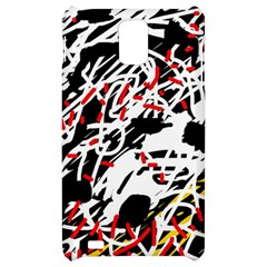 Colorful chaos by Moma Samsung Infuse 4G Hardshell Case