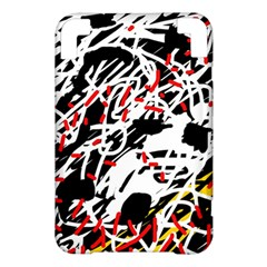 Colorful chaos by Moma Kindle 3 Keyboard 3G