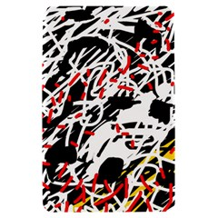Colorful chaos by Moma Kindle Fire (1st Gen) Hardshell Case
