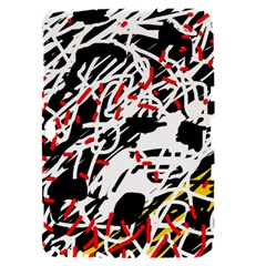 Colorful chaos by Moma Samsung Galaxy Tab 8.9  P7300 Hardshell Case