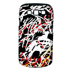 Colorful chaos by Moma Samsung Galaxy S III Classic Hardshell Case (PC+Silicone)