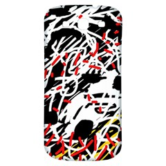 Colorful chaos by Moma Samsung Galaxy S3 S III Classic Hardshell Back Case