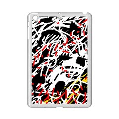 Colorful chaos by Moma iPad Mini 2 Enamel Coated Cases