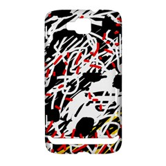 Colorful chaos by Moma Samsung Ativ S i8750 Hardshell Case
