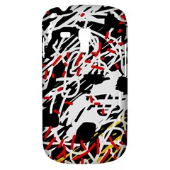 Colorful chaos by Moma Samsung Galaxy S3 MINI I8190 Hardshell Case