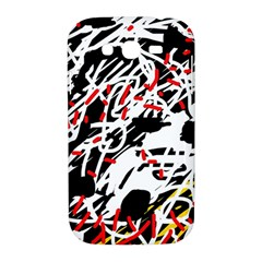Colorful chaos by Moma Samsung Galaxy Grand DUOS I9082 Hardshell Case