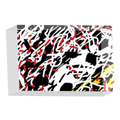Colorful chaos by Moma 4 x 6  Acrylic Photo Blocks