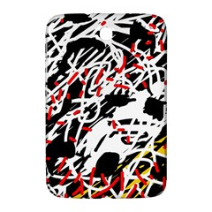 Colorful chaos by Moma Samsung Galaxy Note 8.0 N5100 Hardshell Case
