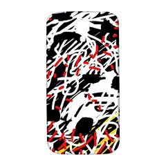 Colorful chaos by Moma Samsung Galaxy S4 I9500/I9505  Hardshell Back Case