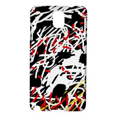Colorful chaos by Moma Samsung Galaxy Note 3 N9005 Hardshell Case