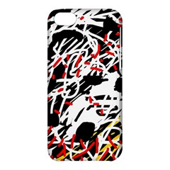 Colorful chaos by Moma Apple iPhone 5C Hardshell Case