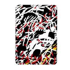 Colorful chaos by Moma Samsung Galaxy Tab 2 (10.1 ) P5100 Hardshell Case