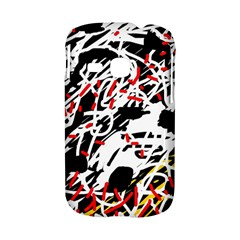 Colorful chaos by Moma Samsung Galaxy S6310 Hardshell Case