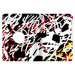 Colorful chaos by Moma Kindle Fire HDX Flip 360 Case