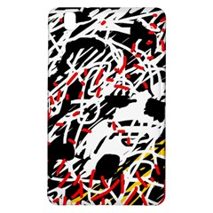 Colorful chaos by Moma Samsung Galaxy Tab Pro 8.4 Hardshell Case