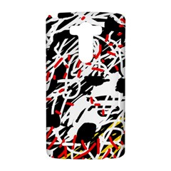 Colorful chaos by Moma LG G3 Hardshell Case