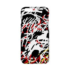 Colorful chaos by Moma Apple iPhone 6/6S Hardshell Case