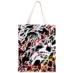 Colorful chaos by Moma Classic Light Tote Bag