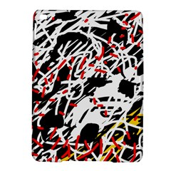 Colorful chaos by Moma iPad Air 2 Hardshell Cases