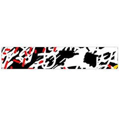 Colorful chaos by Moma Flano Scarf (Large)
