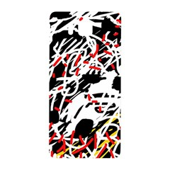 Colorful chaos by Moma Samsung Galaxy Alpha Hardshell Back Case