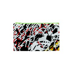 Colorful chaos by Moma Cosmetic Bag (XS)